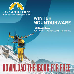 La Sportiva Winter MountainWare 2015-16