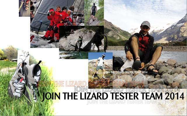 lizard tester