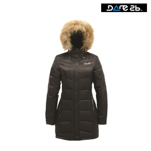 SPIRALLED DOWN PARKA JACKET dare2b