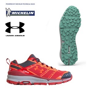 new arrival 260e3 feec9 MICHELIN SUMMER 2016Under Armour Verge Low GTX ...