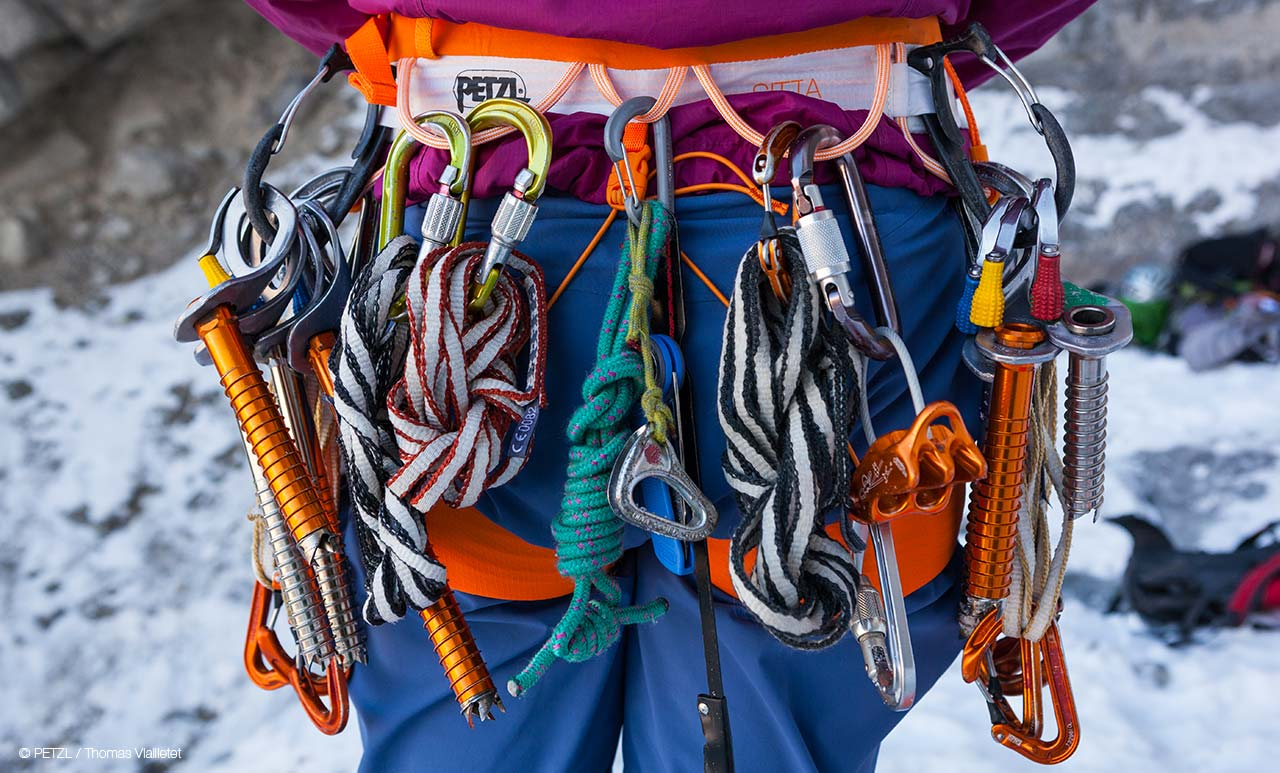 PETZL: Tips And Techniques For Ice Climbing - MountainBlog Europe