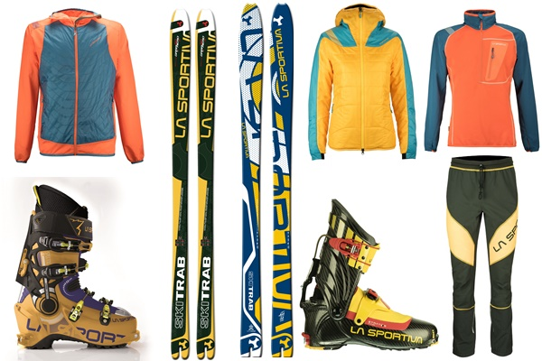 The La Sportiva Quot Total Look Quot Goes On Stage At Ispo Trade