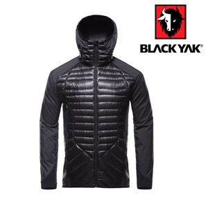 LIGHT DOWN INSULATION STRETCH JACKET blackyak