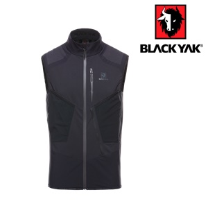 LIGHT WINDBREAKER VEST blackyak
