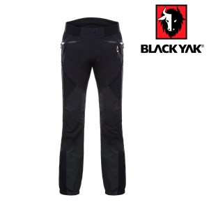 active flex pants black yak