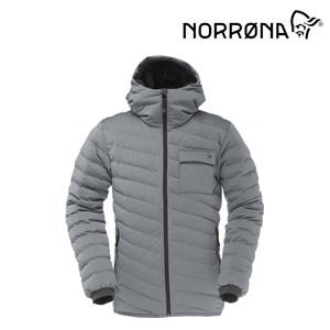 giacca down norrona