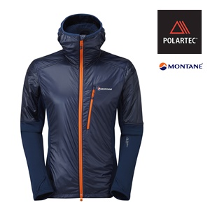 POLARTEC<BR />Fusion Alpha Jacket <BR />Summer 2017