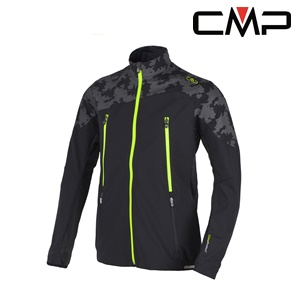 Man Lightweicght Trail Running Jacket cmp