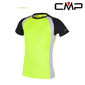 Man Seamless Trail Running T-shirt cmp