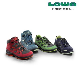 LOWA Innox Evo GTX® Junior<br />Summer 2017