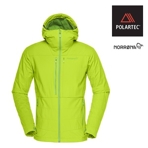 POLARTEC<br />Lofoten Powershield Pro Alpha Jacket (W)<br />Winter 2017.18