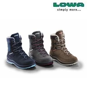 LOWA <br />Calcetina II GTX® Mid<br /> Winter 2017.18