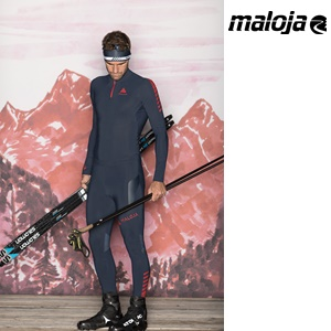MALOJA<br /> Taped Ultrasonic Suit <br />Winter 2017.18