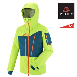 POLARTEC<br />White Neo Jacket <br />Winter 2017.18