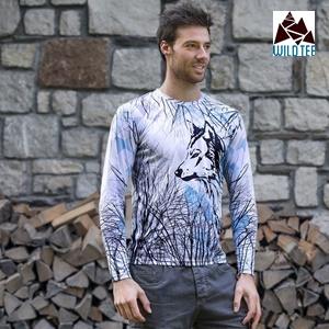 wolf tech wild tee