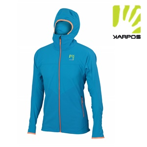 FREE SHAPE JACKET KARPOS