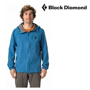BLACK DIAMOND <br /> Fineline Stretch Rain Shell<br />Summer 2018