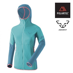 POLARTEC<BR /> Elevation Alpha Jacket W <BR /> Summer 2018