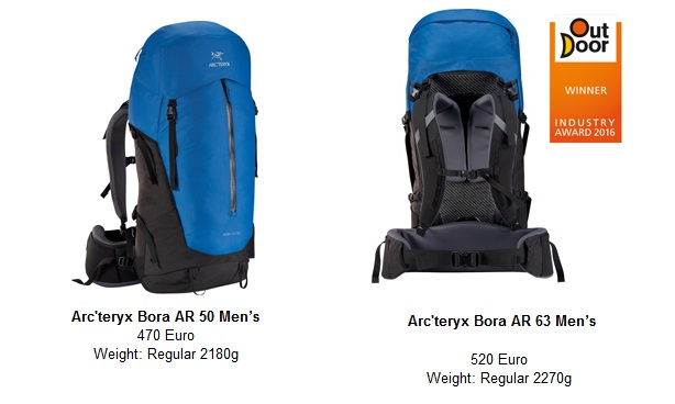 1974aef9015 Arc'teryx Reintroduces The Icon Bora Pack As The Most Comfortable ...