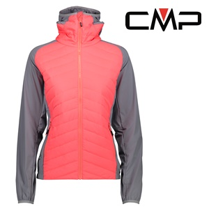 cmp primaloft jacket