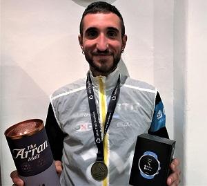 alberto vinagre winner alpinultras 2017