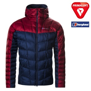 PRIMALOFT <BR/> Berghaus Nunat Mtn Reflect Jacket <BR /> Winter 2018.19