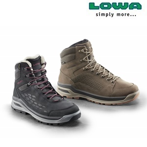 LOWA <BR /> Locarno Ice GTX® Mid <BR /> Winter 2018.19