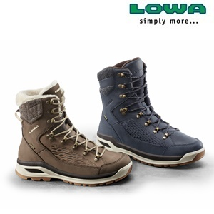 LOWA <BR /> Renegade Evo Ice GTX® <BR /> Winter 2018.19