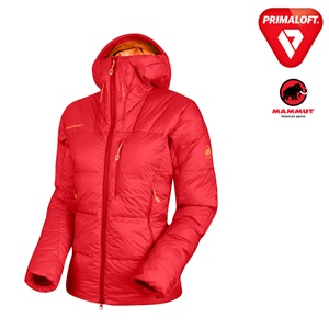 PRIMALOFT <br /> Mammut Eigerjoch Pro IN Hooded Jacket <br /> Winter 2018.19