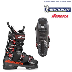 MICHELIN SOLES <br/> Nordica Promachine <br /> Winter 2018.19