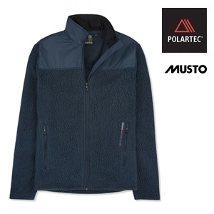 POLARTEC <br /> Musto Polartec Shearling Fleeceis <br /> Winter 2018.19