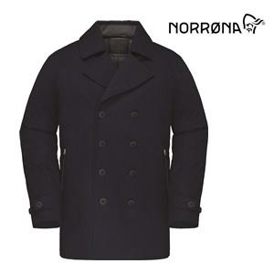 norrona ace pea coat