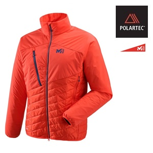 POLARTEC <BR />  Millet Elevation Airloft Hoodie <BR /> Winter 2018.19