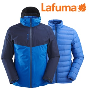 LAFUMA <BR /> Pumori GTX 3in1 Don Jkt <BR /> Winter 2018.19
