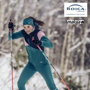 ROICA <br/ > Maloja mid layer technical x-country ski set <br/> Winter 2018.19