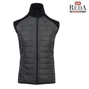 REDA REWOOLUTION <br /> Rigel &#8211; M&#8217;s Quilted Vest <br /> Summer 2019