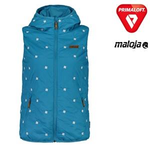 PRIMALOFT <BR /> Maloja AlfraM. Vest <BR /> Summer 2019