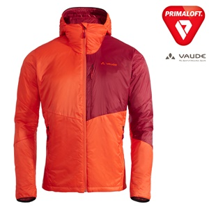 PRIMALOFT <BR /> Vaude M Freney Jacket IV <BR /> Summer 2019