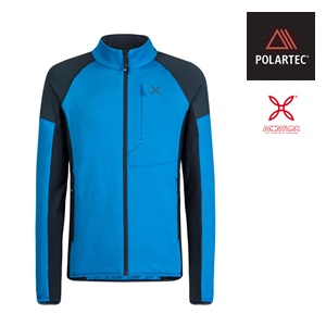 POLARTEC <BR /> Montura Stretch Pile Fire Maglia <br /> Summer 2019