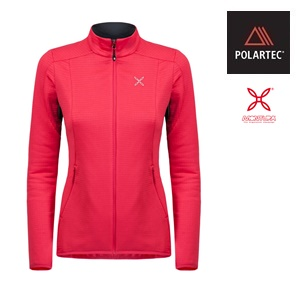 POLARTEC <BR /> Montura Stretch Pile Mix Jacket Woman <br /> Summer 2019