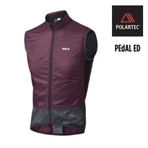 POLARTEC <br /> Pedaled Tokaido Alpha Vest <br /> Summer 2019