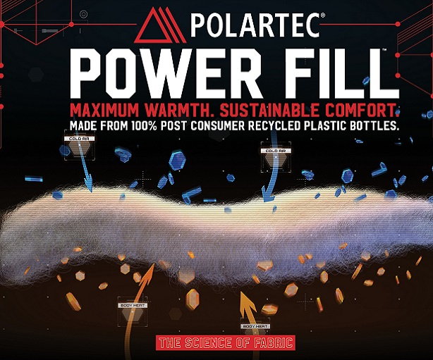 polartec power fill