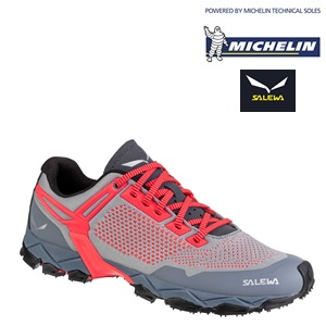 MICHELIN SOLES <br /> Salewa Lite Train <br /> Summer 2019