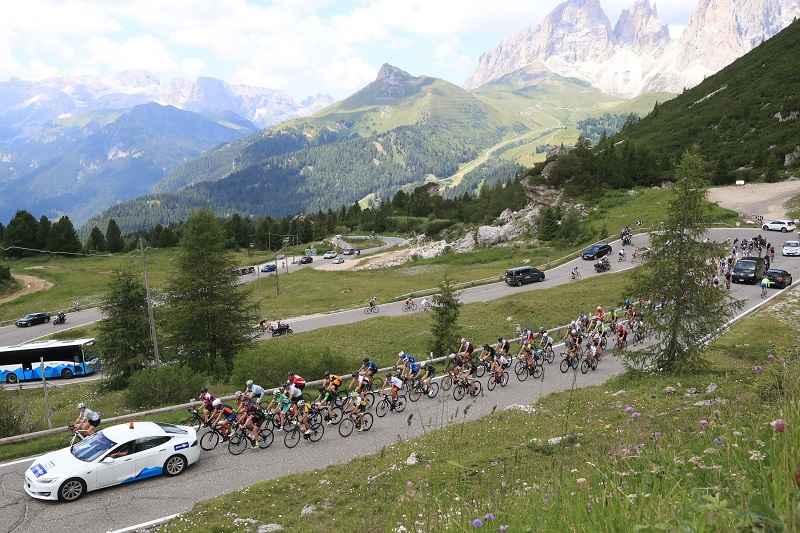 4b6c6bb91 The 43rd Dolomites cycle tour from 21 to 27 July 2019 comes with ...