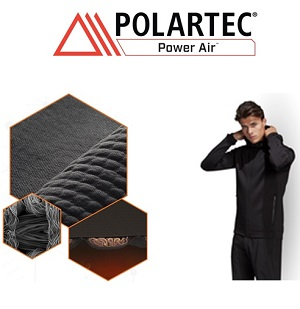 POLARTEC® POWER AIR™