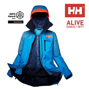 HELLY HANSEN <br />  Whitewall LIFALOFT™Jacket <br /> Winter 2019.20