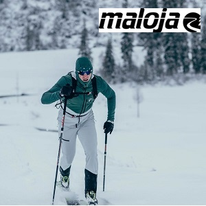 MALOJA <BR /> JovinM Fast Ski Touring Jacket <BR /> Winter 2019.20