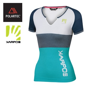 POLARTEC <br /> Karpos Moved Evo W <br /> Summer 2020