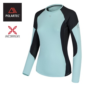 POLARTEC <br /> Montura Run Fly Jersey Woman<br /> Summer 2020