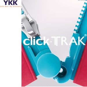 YKK <br /> click-TRAK® Zipper <br /> Summer 2020